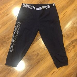 Youth extra large Under Armour capris